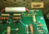 Alpin 100 amplifier high voltage issue